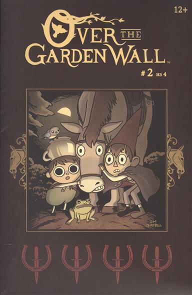 По ту сторону изгороди / Over The Garden Wall. Выпуск 2