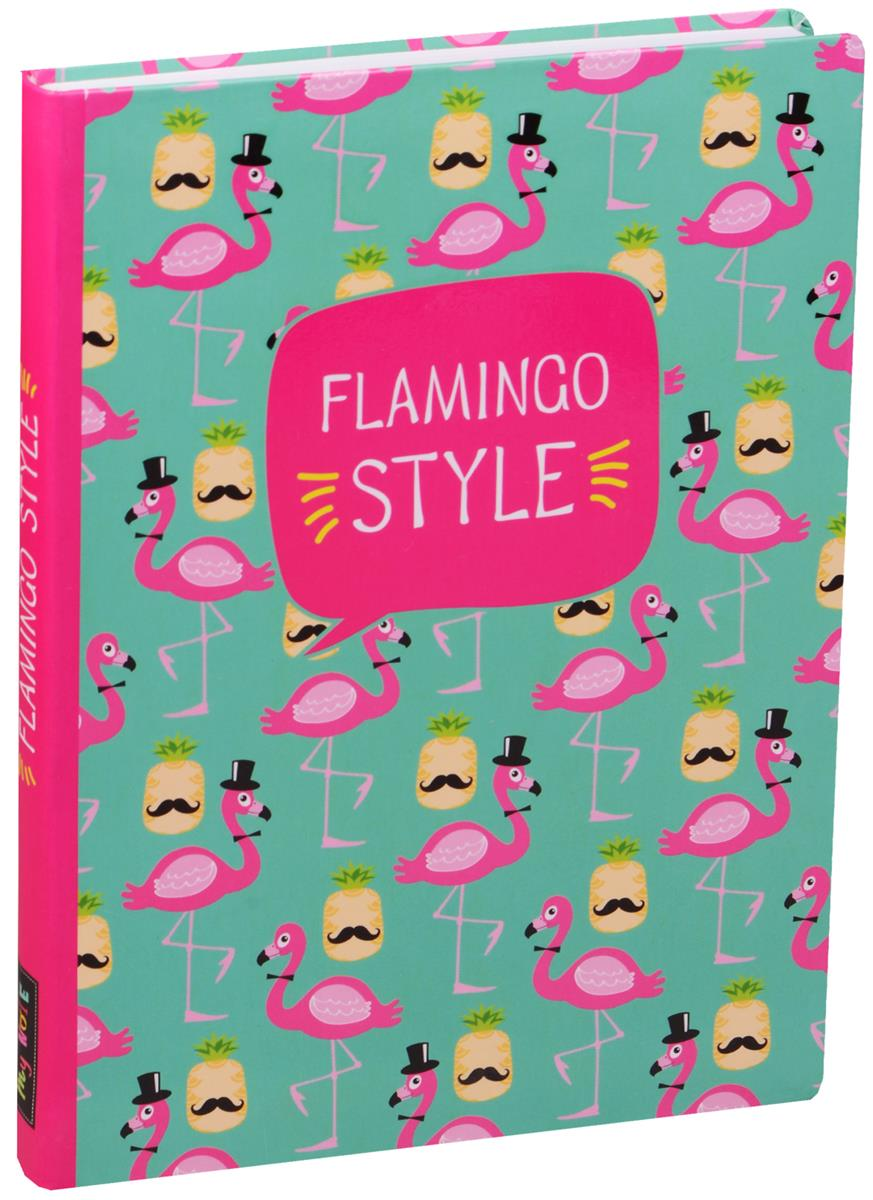 Блокнот Flamingo style