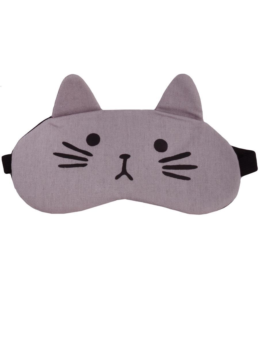 Маска для сна Кот (пакет)