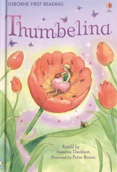 Andersen H. Thumbelina andersen h hans andersens christmas tales