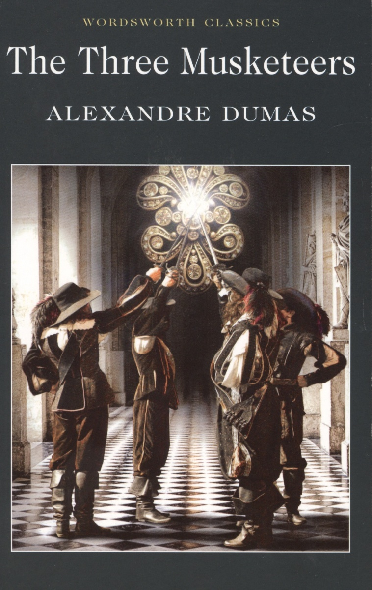 Dumas A. Dumas The three Musketeers dumas a acte
