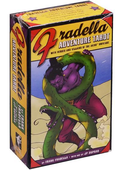 Fradella F. Fradella adventure tarot / Фраделла таро таро лабиринт the labyrinth tarot в минске