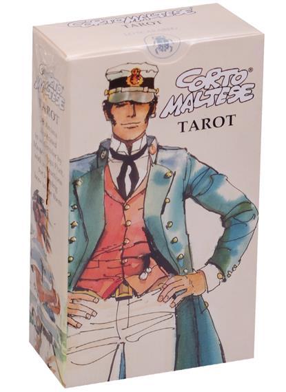 Corto Maltese Tarot / Таро Корто Мальтезе Хугго Пратт