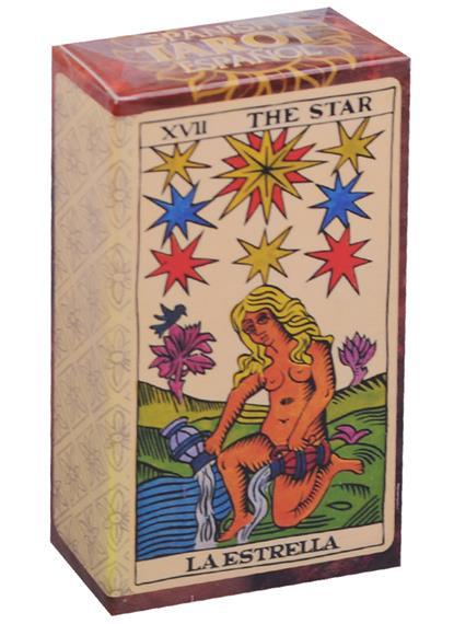 Spanish Tarot / Испанское таро ciro marchetti tarot of dreams таро снов набор 83 карты с книгой на английском языке