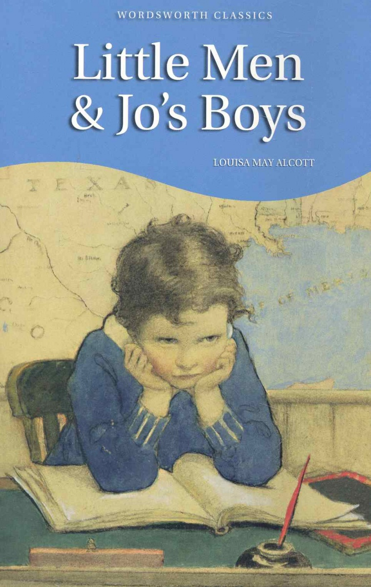 Alcott L. Little Men & Jo`s Boys