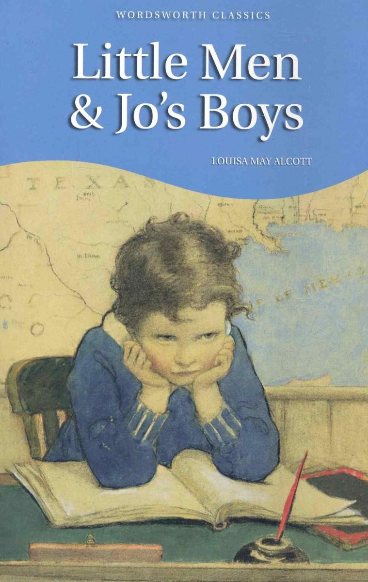 Alcott L. Little Men & Jo`s Boys life s little ironies