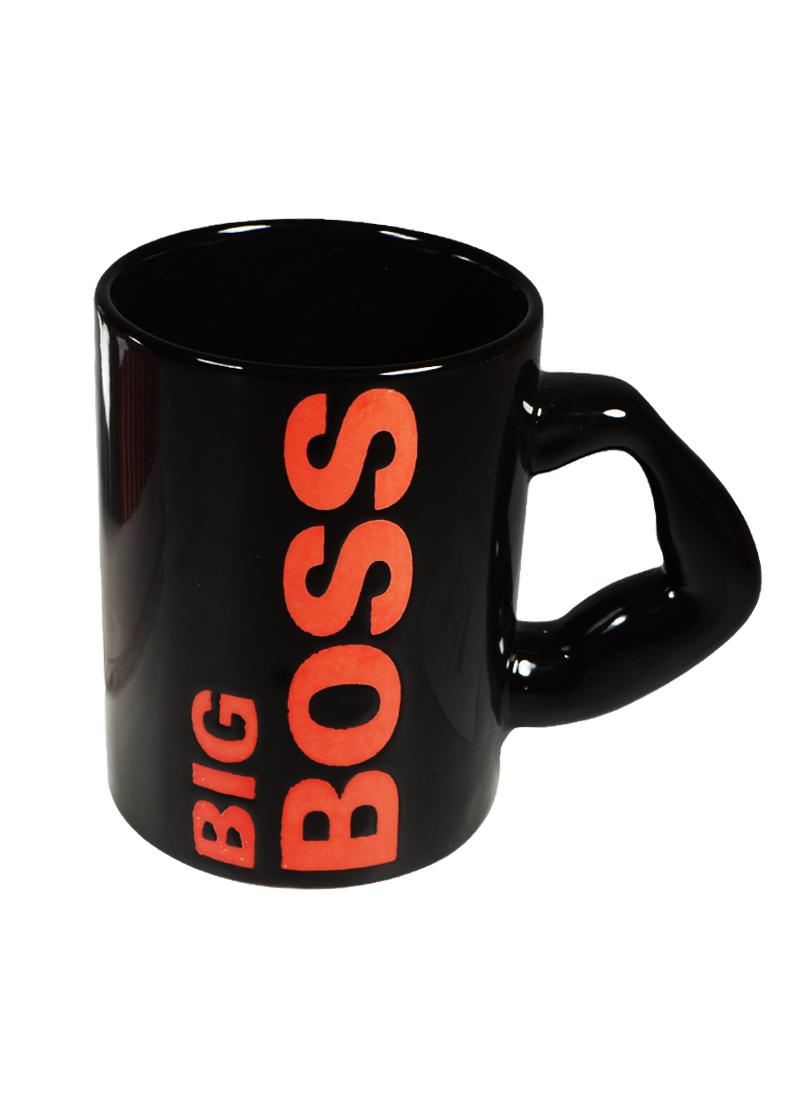 Кружка Big boss в подарочной упаковке (500мл)