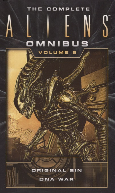 Friedman M. The Complete Aliens. Omnimbus: Volume Five navarro y the complete aliens omnimbus volume four