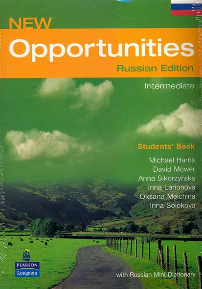d r harris Harris M., Mower D. New Opportunities Intermediate Sts' Bk