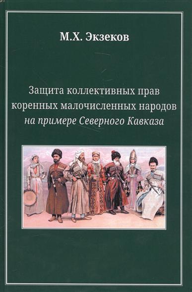 Защита коллективных прав коренных малочисленных народов на примере Северного Кавказа