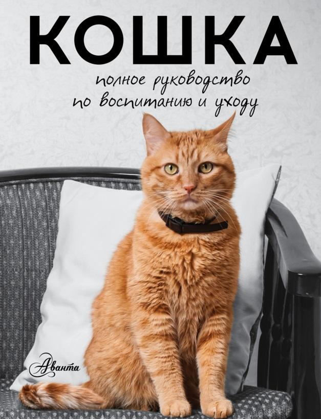 Кошка: полное руководство по воспитанию и уходу