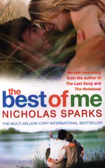 Sparks N. The Best of Me nicholas sparks the best of me
