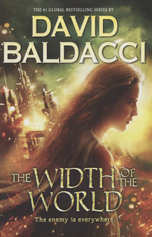 Baldacci D. The Width of the World ISBN: 9780545831970 baldacci d king and maxwell