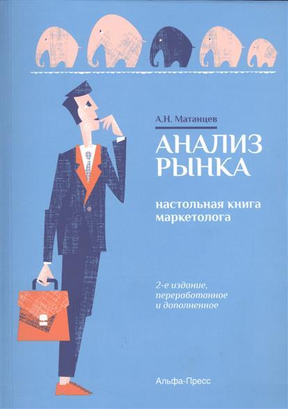 Анализ рынка: Настольная книга маркетолога