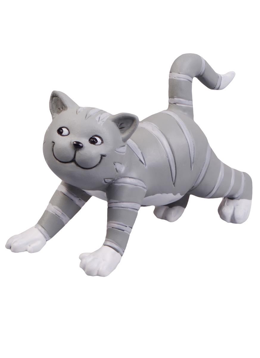 Фигурка Йога-кот (11х4х7)