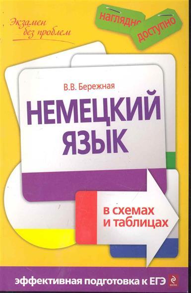 язык в схемах и таблицах