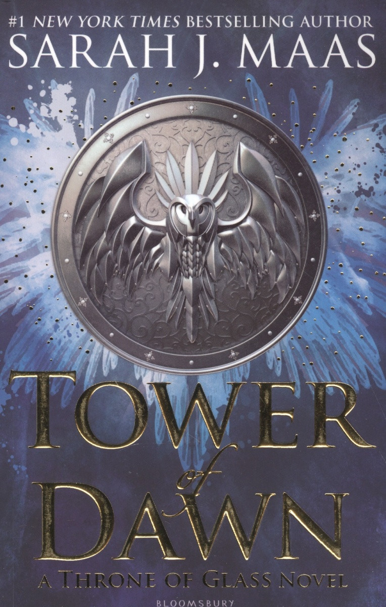 Maas S. J. Tower of Dawn (Throne of Glass) king s dark tower song of susannah
