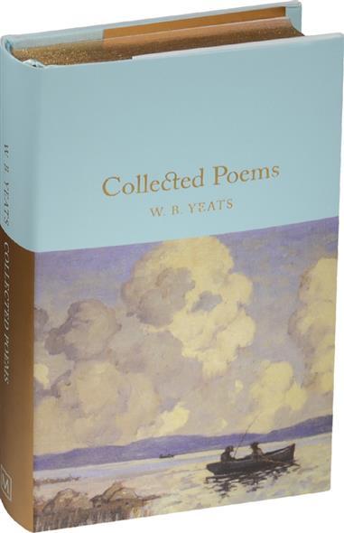 Книга Collected Poems. Yeats W.
