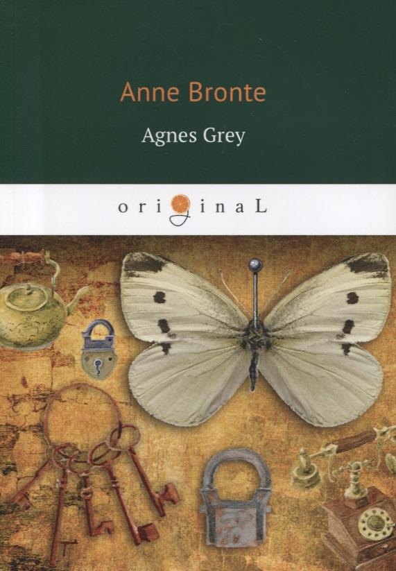 Bronte A. Agnes Grey цена 2017