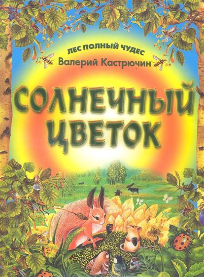 Кастрючин В. Солнечный цвекток валерий кастрючин сказки старой черепахи