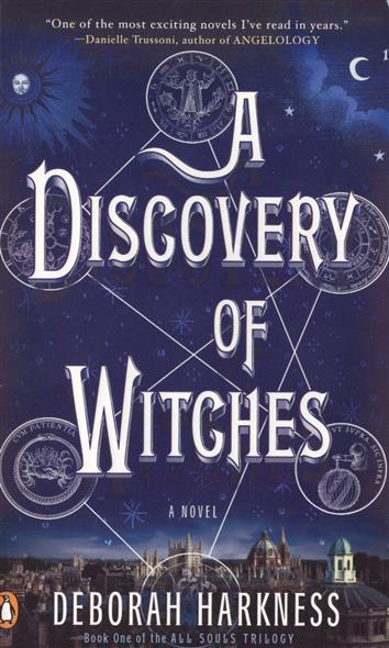 Harkness D. A Discovery of Witches witches abroad