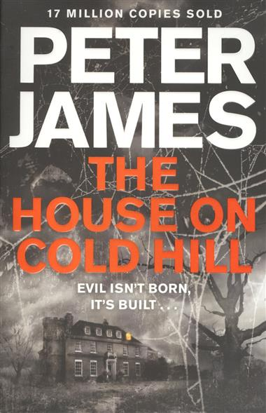 James P. The House on Cold Hill the house on cold hill