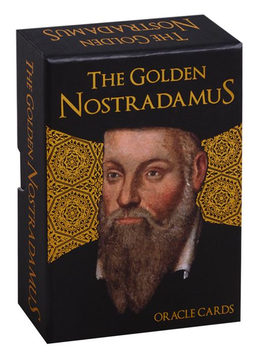 Таро The Golden Nostradamus Oracle cards hartfield a nature s whispers oracle cards