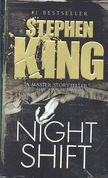 King S. Night Shift ISBN: 9780307743640 king s misery