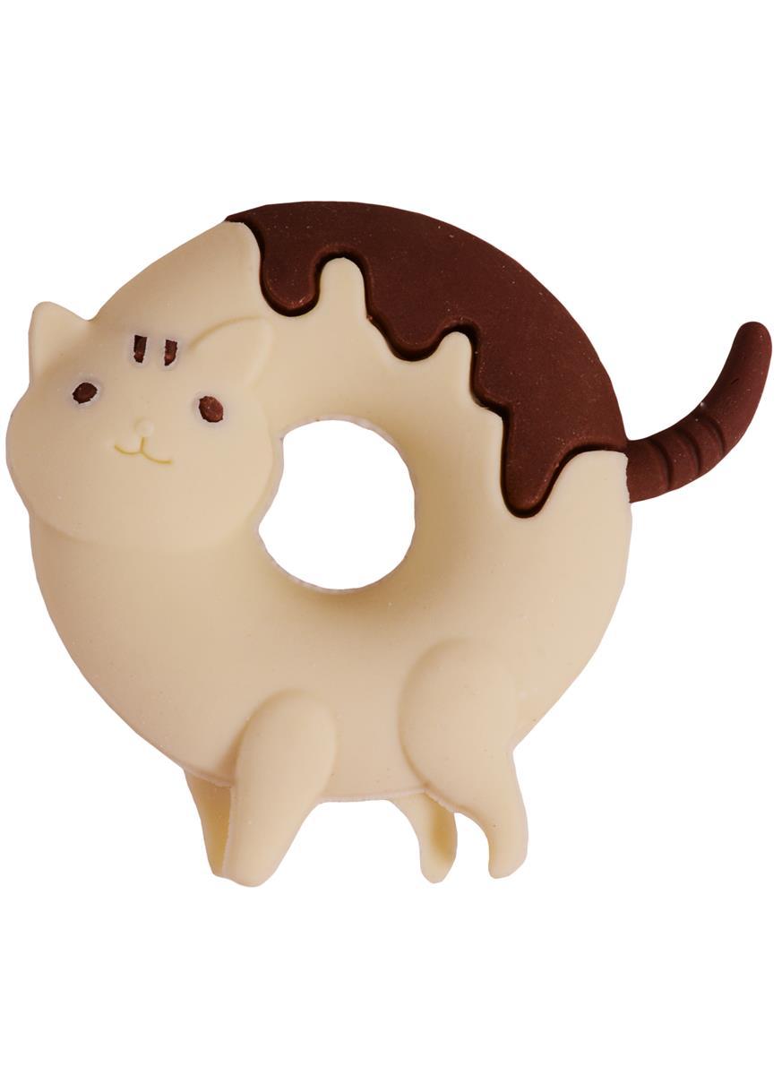 "Ластик ""Кошка-Пончик"""