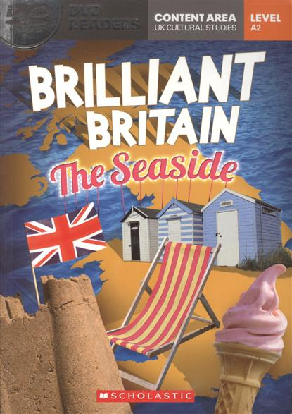 Beddall F. Brilliant Britain: The Seaside. Level A2 (+DVD) new original nj6 f a2 warranty for two year