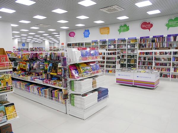 «Читай-город» в Курске