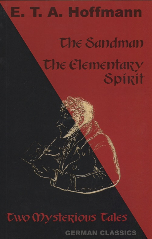 Hoffmann E. The Sandman. The Elementary Spirit the holy spirit the sanctifying power
