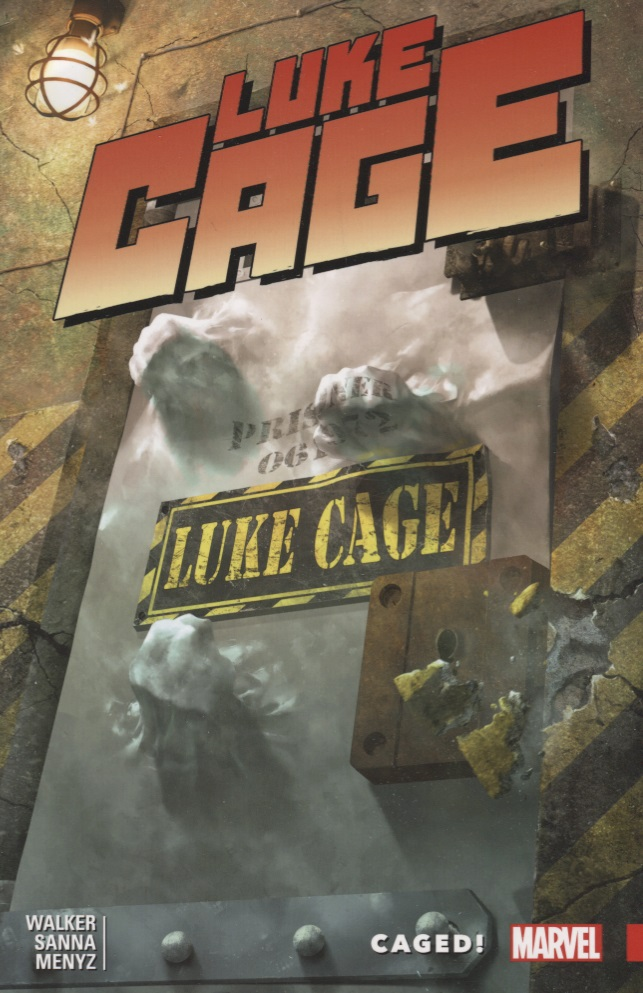 Walker D. Luke Cage Volume 2: Caged видеокамера sony fdr ax33 черный flash [fdrax33b cel]