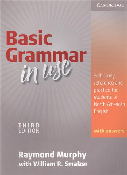 Murphy R., Smalzer W. Basic Grammar in Use with Answers. Self-study reference and practice for students of North American English benetech gm8902 2 6 lcd digital wind speed meter anemometer yellow black 4 x aaa