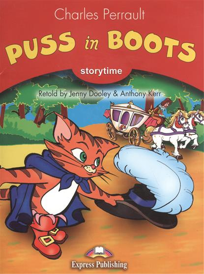 Dooley J., Kerr A. Puss in Boots. Pupil's Book. Учебник dental kerr finishing polishing assorted kit cup brushes