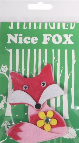 Магнит Nice Fox