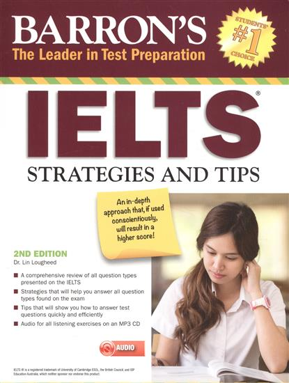 Lougheed L. Barron`s. Ielts. Sttrategies and Tips (+MP3) (audio) barron t a atlantis in peril