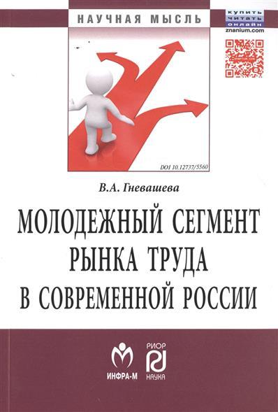 Молодежный сегмент рынка труда в современной России