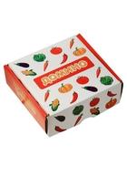 Домино. Овощи (28 элементов) (3+) (коробка)