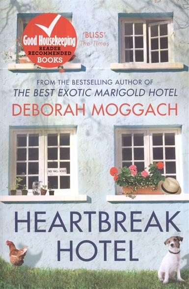 Moggach D. Heartbreak Hotel ISBN: 9780099578628 steel d hotel vendome