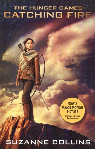 Collins S. The Hunger Games: Catching Fire catching fire hunger games book 2
