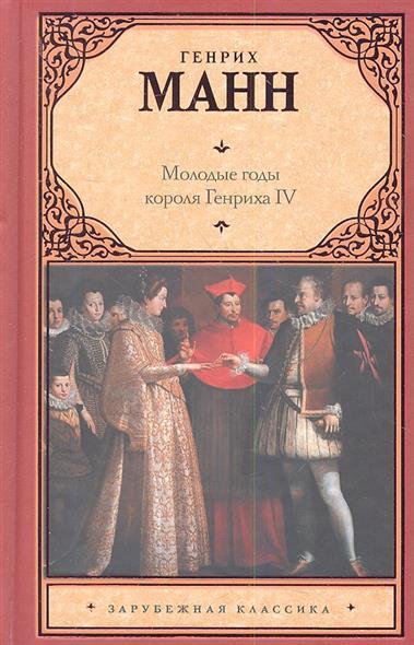 Молодые годы короля Генриха IV. Роман