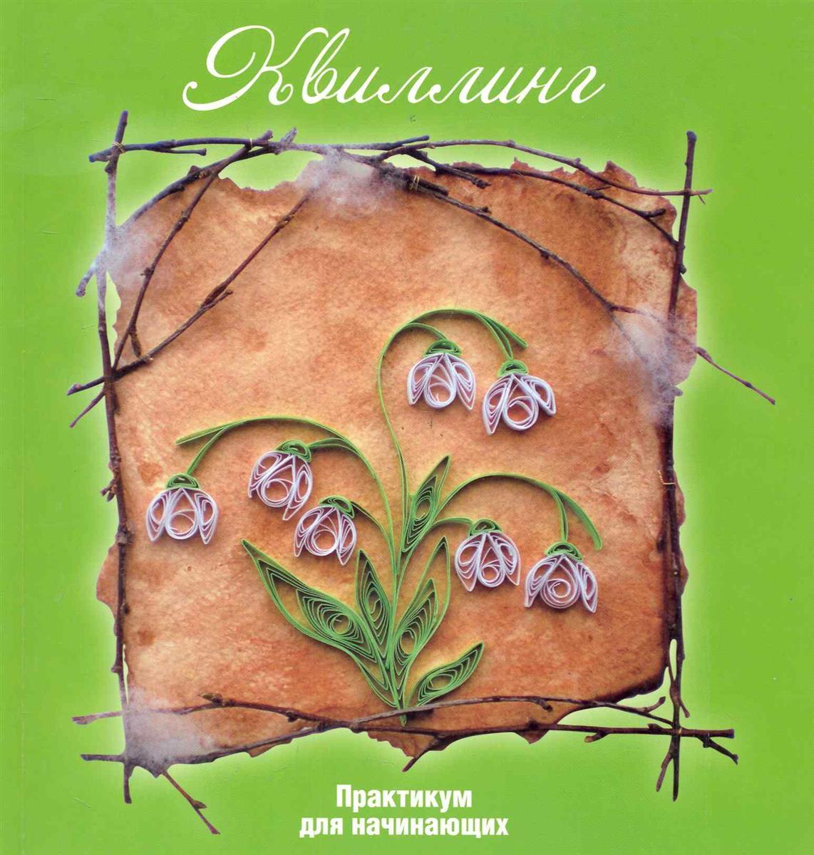 Букина С., Букин М. Квиллинг Практикум для начинающих ISBN: 9785222185032 букина о азбука бухгалтера просто об упрощенке