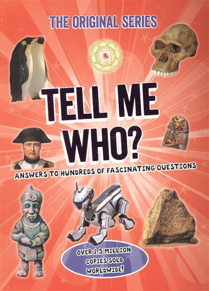 Tell Me Who? ISBN: 9780753727843 tell me who