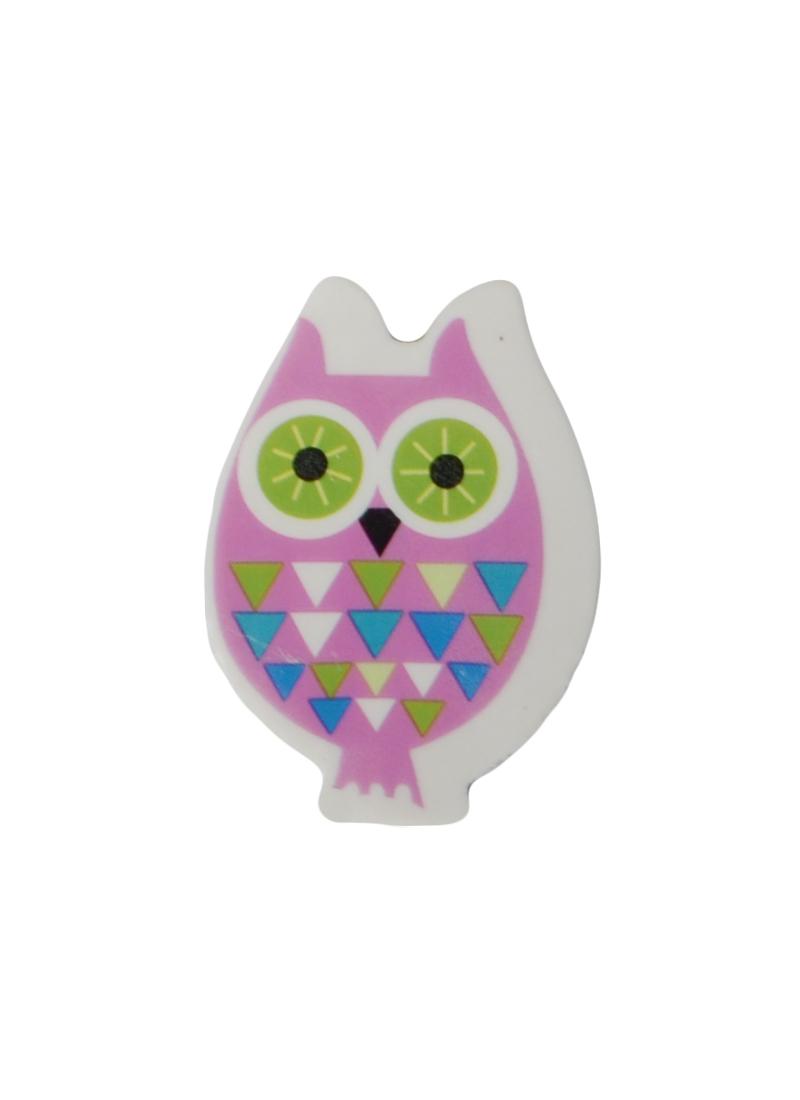 """Ластик """"Совы. Owls"""""""