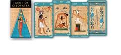 Таро Клеопатры (Руководство и карты) таро белой и черной магии руководство карты