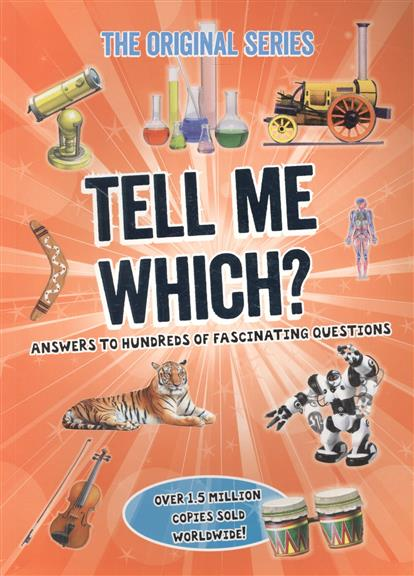 Tell Me Which? ISBN: 9780753727850 tell me who