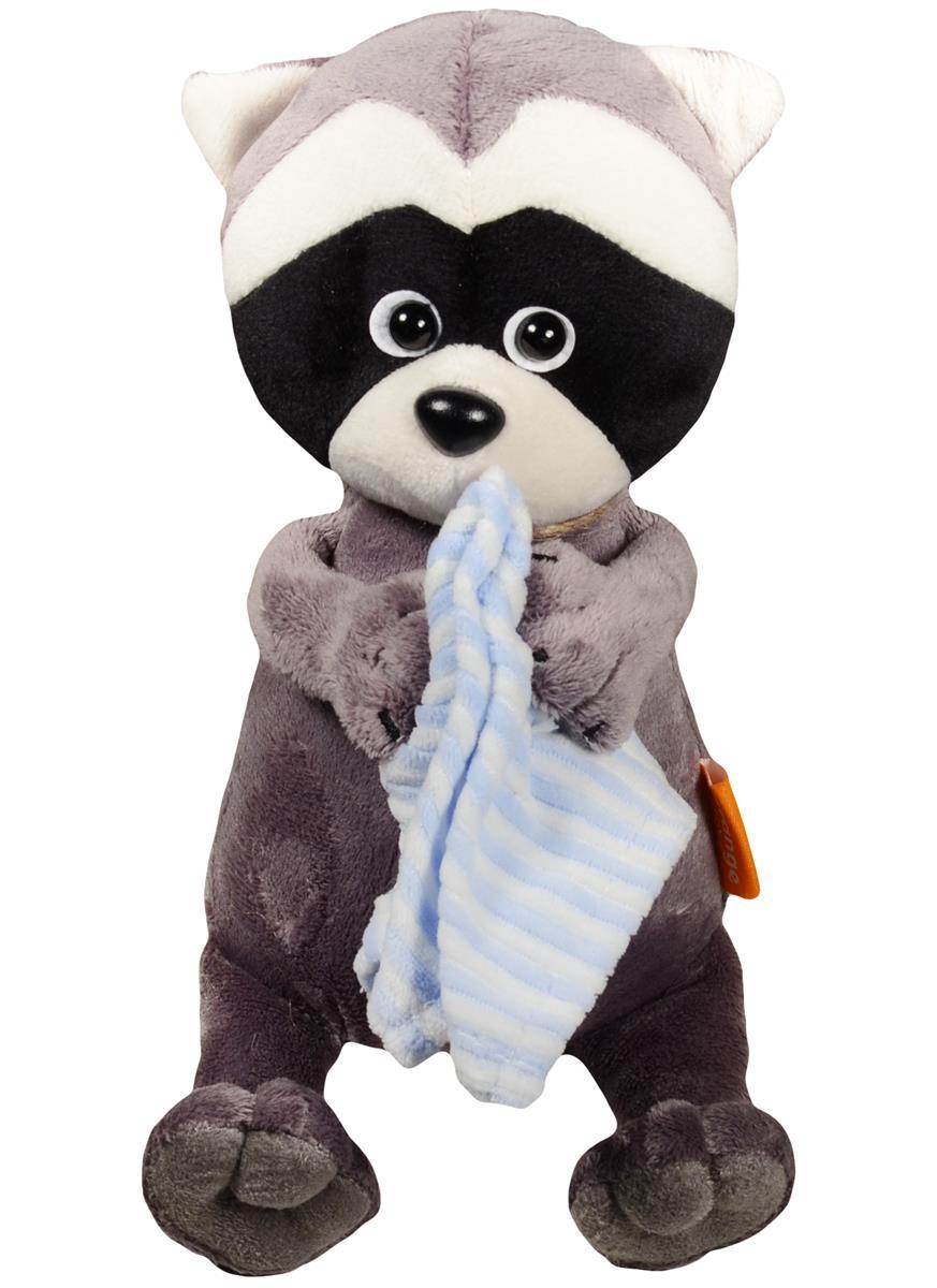 Мягкая игрушка Енотик Дэнни с полотенцем (20 см)