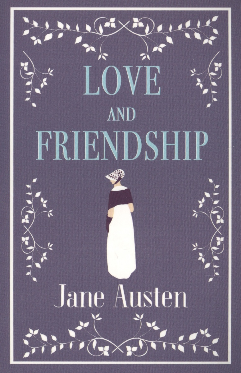Austen J. Love and Friendship  austen j sense and sensibility level 2 cd