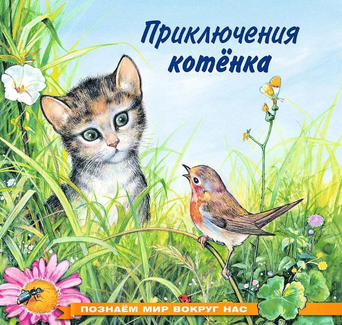 Гурина И. Приключения котенка